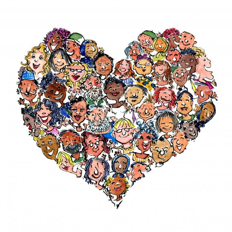 coeur-amour-aimer-les-gens-réussir-succès-relations