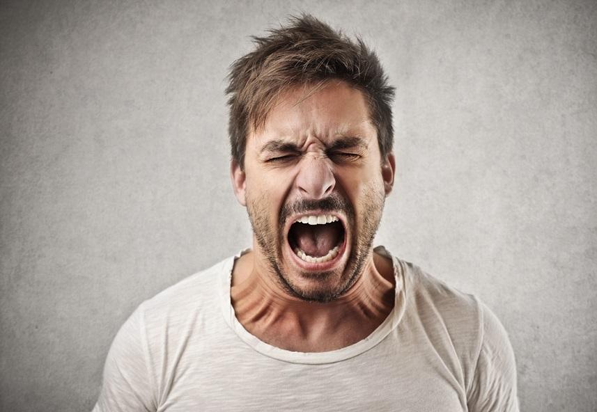 Je ne veux plus être dominé par la colère et la fureur