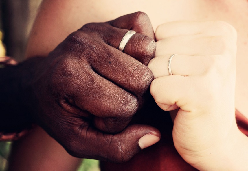 Que l'amour soit le ciment de notre couple