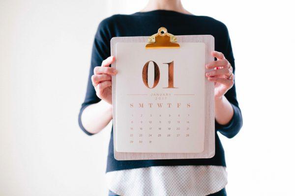 19 bonnes résolutions pour 2019