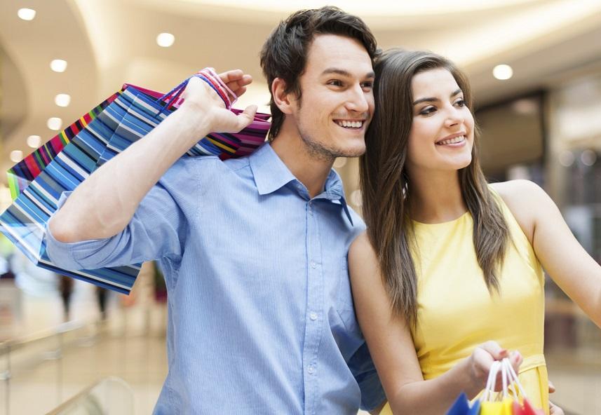 Ma femme et le shopping: une manière de se rapprocher d'elle et mieux la comprendre
