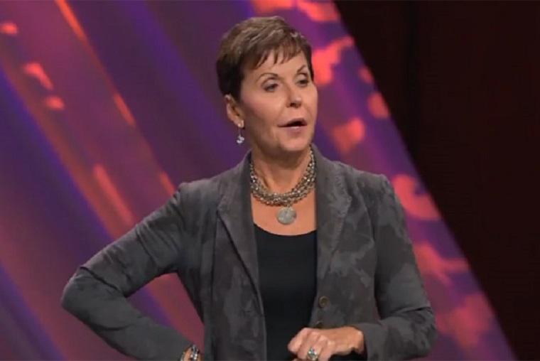 Enseignante Joyce Meyer : Avoir confiance en Dieu même quand tu ne comprends pas