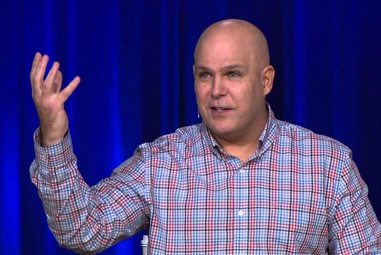 Pasteur Kerry Shook : Lâcher prise afin de recevoir la bénédiction