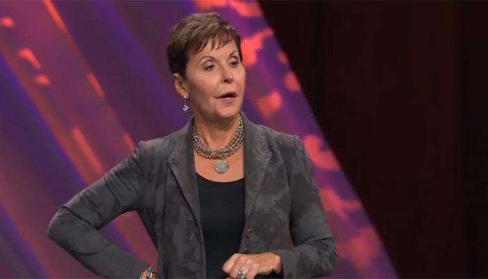 Enseignante Joyce Meyer : arrête de te plaindre