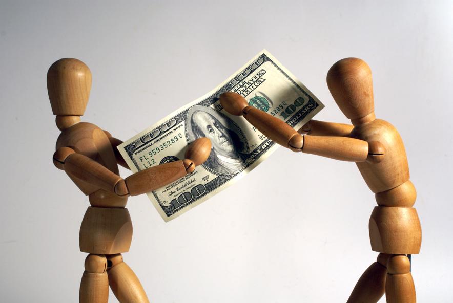 Par amour ou pour l'argent?