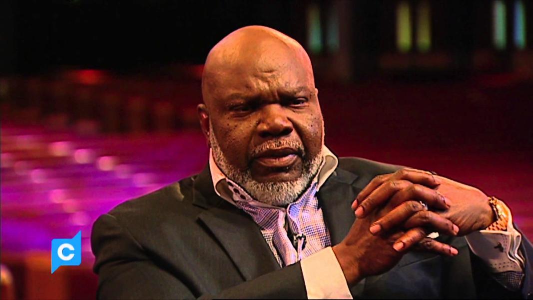 Bishop TD Jakes – Les drames qui conduisent au rêve