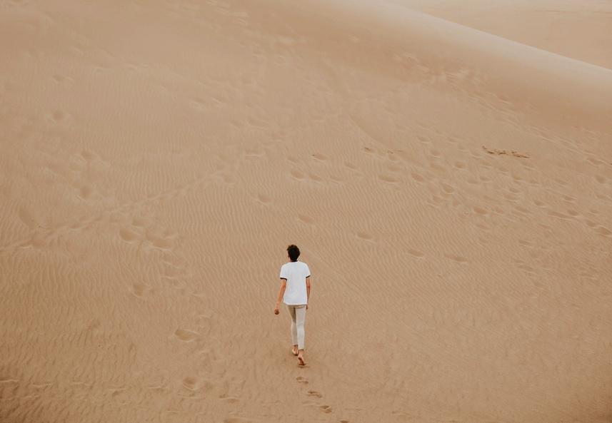 Témoignage : quand Dieu te conduit au désert pour parler à ton coeur
