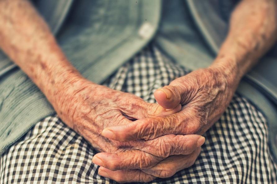 Permets-moi de vieillir avec grâce et finir avec force