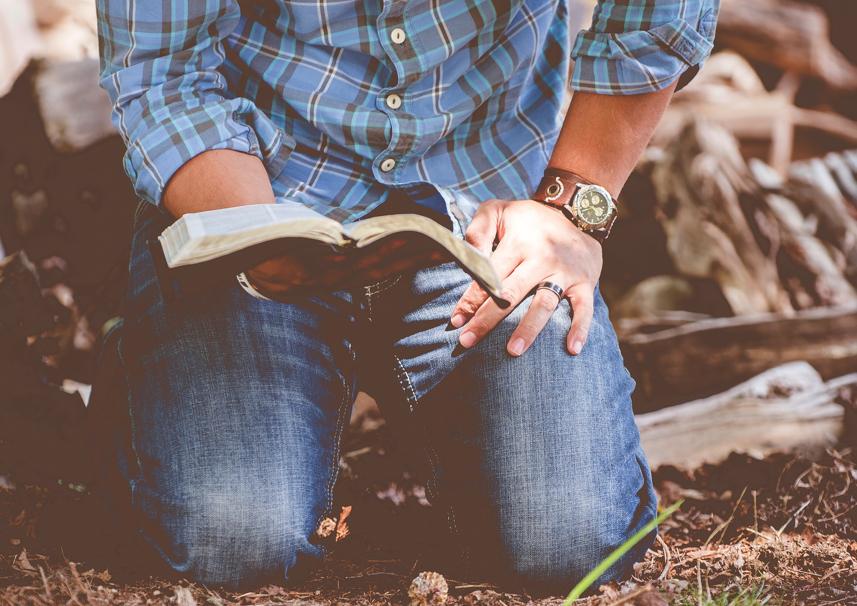 Découvre ce qu'est la prière et ce qu'elle n'est pas !