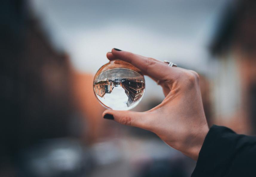 Apprendre à appréhender les choses selon la perspective divine