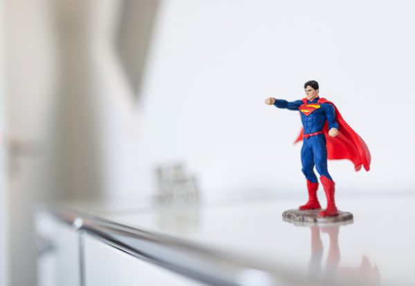 Super zéro, super-héros !