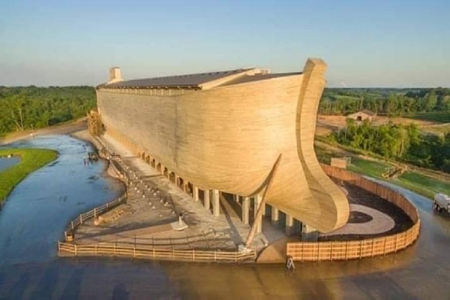 L'arche de Noé Vs L'Église de Christ !