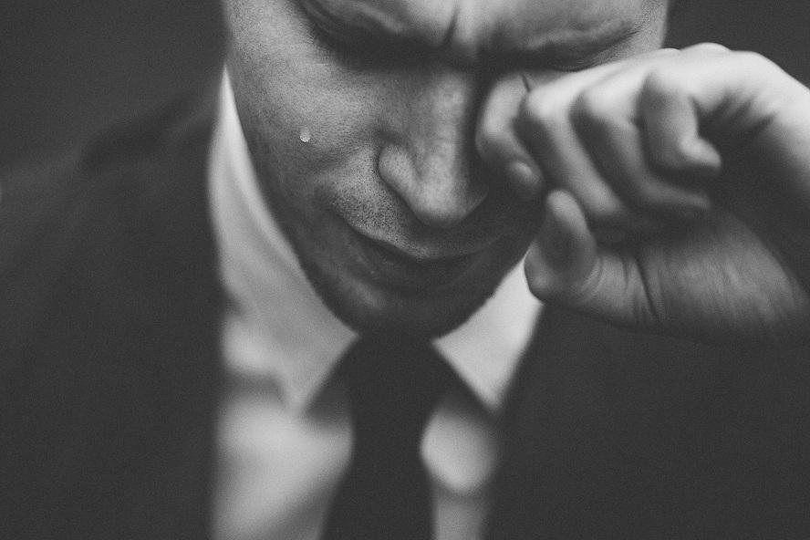 Pleurer est un bon remède