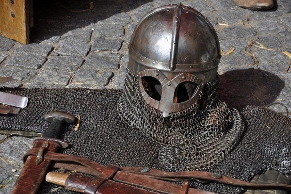 Les armes du chrétien : le casque du salut