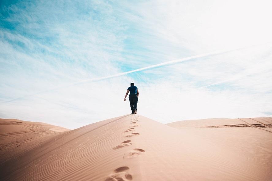 Choisis de marcher par la foi !