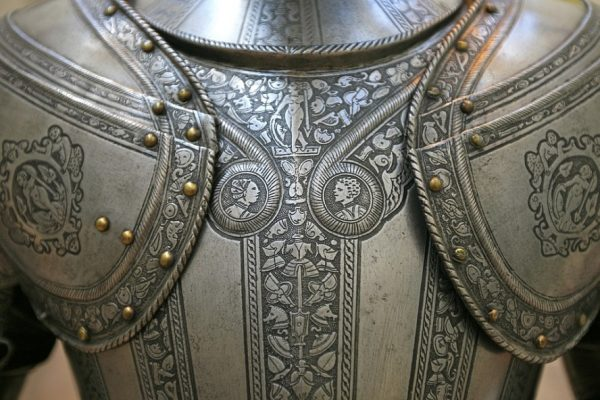 Les armes du chrétien : La cuirasse de justice !