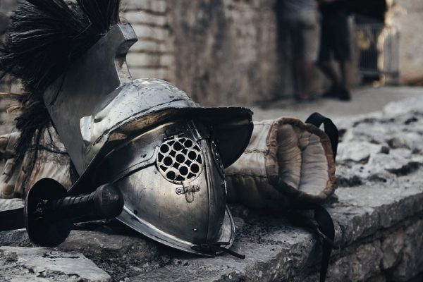 Nous sommes des soldats dans l'armée de Dieu !