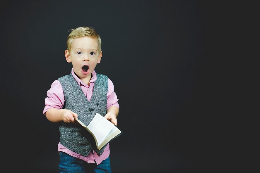 Comment enseigner l'Évangile aux tout petits ?
